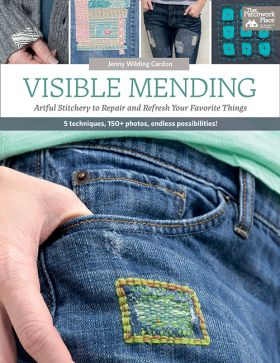 Martingale - Visible Mending (Print version + eBook bundle)
