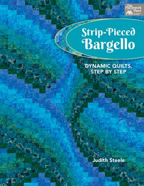 Strip-Pieced Bargello