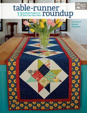 Martingale - Table-Runner Roundup (Print version + eBook bundle)