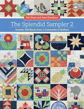 Martingale - The Splendid Sampler 2 (Print version + eBook bundle)