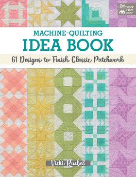 Martingale - Machine-Quilting Idea Book (Print version + eBook bundle)