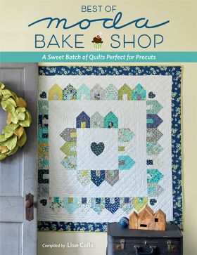 Martingale - Best of Moda Bake Shop (Print version + eBook bundle)