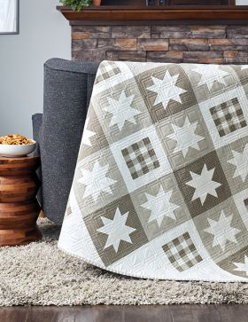 Martingale - Checks Mix Quilts (Print version + eBook bundle)