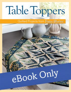 Martingale - Table Toppers eBook
