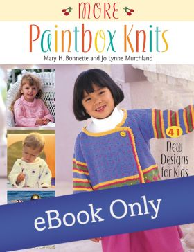 Martingale - More Paintbox Knits eBook