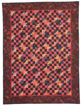 Martingale - Stairway to Heaven Quilt ePattern