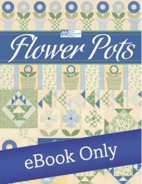 Martingale - Flower Pots eBook