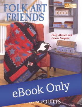 Martingale - Folk Art Friends eBook