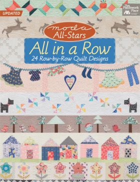 Martingale - Moda All-Stars - All in a Row eBook