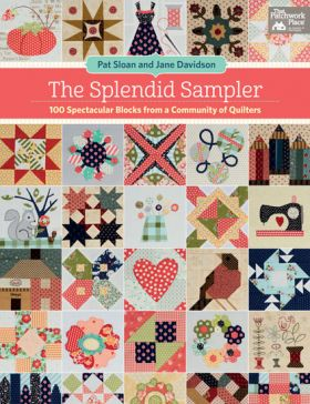 Martingale - The Splendid Sampler (Print version + eBook bundle)