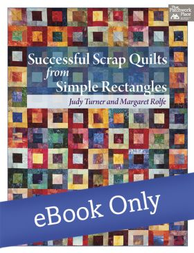 Martingale - Successful Scrap Quilts from Simple Rectangles eBook