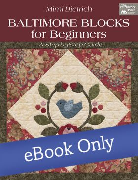 Martingale - Baltimore Blocks for Beginners  eBook