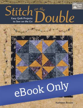 Martingale - Stitch on the Double eBook