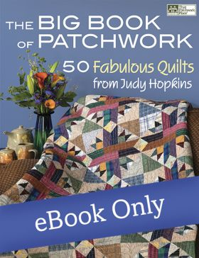 Martingale - The Big Book of Patchwork eBook