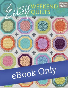 Martingale - Easy Weekend Quilts eBook