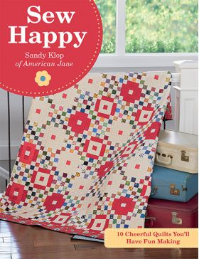Martingale - Sew Happy (Print version + eBook bundle)