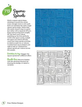 Martingale - 99 Machine-Quilting Designs (Print version + eBook bundle)