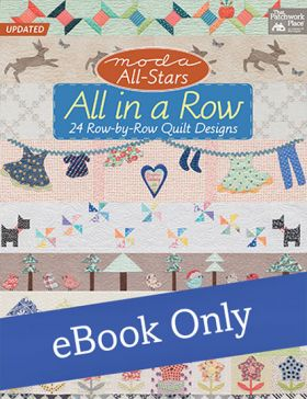 Martingale - Moda All-Stars All in a Row eBook