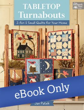 Martingale - Tabletop Turnabouts eBook