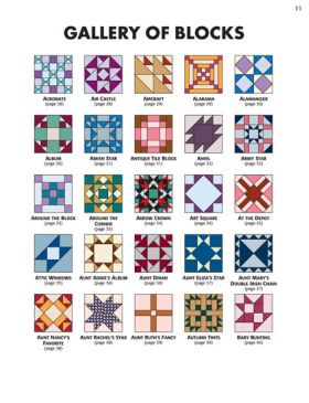 Martingale - 501 Rotary-Cut Quilt Blocks (Print version + eBook bundle)
