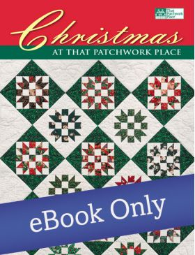 Martingale - Christmas at That Patchwork Place eBook