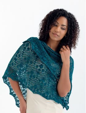 Martingale - Sock-Yarn Shawls II