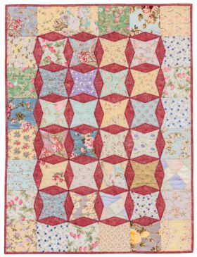 Martingale - Cheerful Charm Quilts eBook