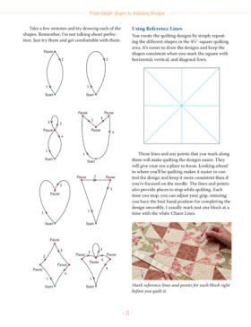 Martingale - Free-Motion Quilting Made Easy eBook