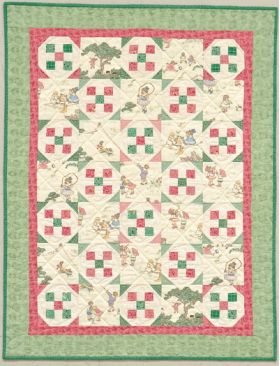 Martingale - Picnic Patches Quilt ePattern