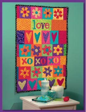 Martingale - Cool Girls Quilt eBook