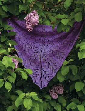 Martingale - Top-Down Shawls