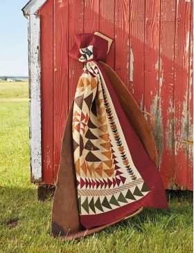 Martingale - Kansas Troubles Quilters Prairie Life (Print version + eBook bundle