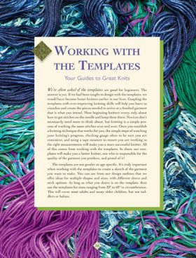 Martingale - The New Knitter's Template eBook