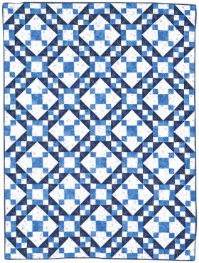 Martingale - Wisconsin Cold Snap Quilt ePattern