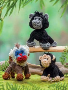 Martingale - Crochet a Zoo (Print version + eBook bundle)