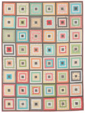 Martingale - Block-Buster Quilts - I Love Log Cabins eBook