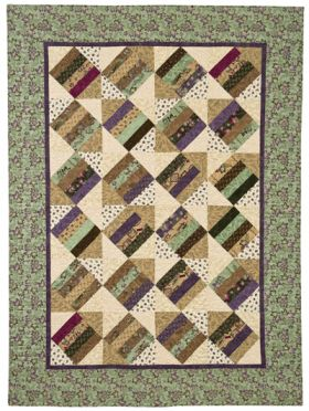 Martingale - String Square Quilt ePattern