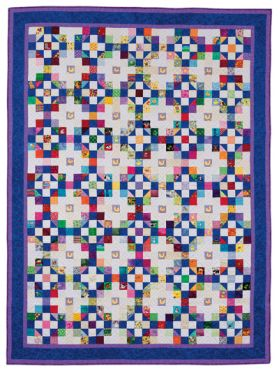 Martingale - Make Way for Ducklings Quilt ePattern