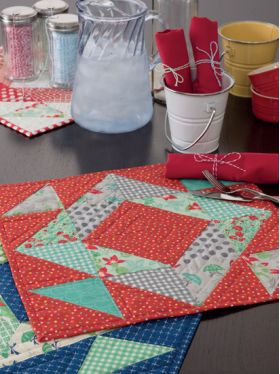 Martingale - Pat Sloan's Teach Me to Sew Triangles eBook