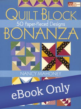 Martingale - Quilt Block Bonanza eBook