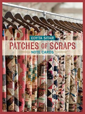 Martingale - Patches of Scraps Note Cards