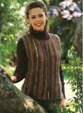 Martingale - Classic Crocheted Vests eBook