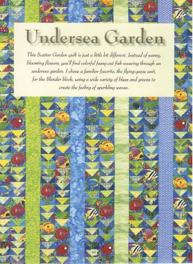 Martingale - Scatter Garden Quilts eBook