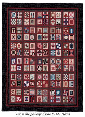 "Martingale - The 4"" x 5"" Quilt-Block Anthology eBook"