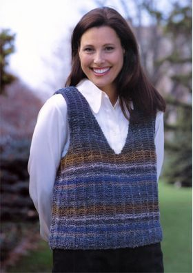 Martingale - Classic Knitted Vests eBook