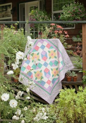 Martingale - Fast, Fusible Flower Quilts eBook
