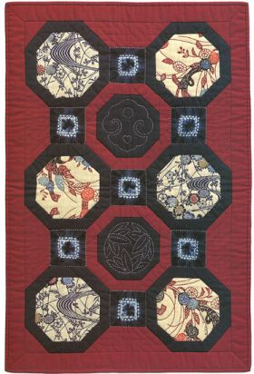 Martingale - Quilting with Japanese Fabrics eBook