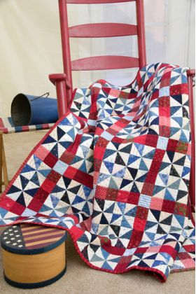 Martingale - Red, White, and Sometimes Blue