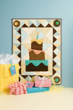 Martingale - Birthday Bash Quilt ePattern