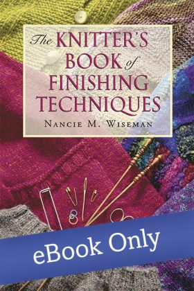 Martingale - The Knitter's Book of Finishing Techniques eBook
